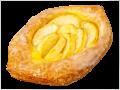 Apfel-Vanille-Ecke