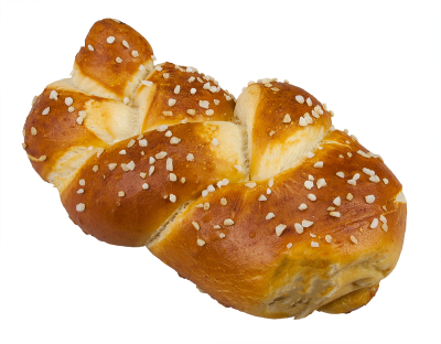 Dinkel-Zöpfchen